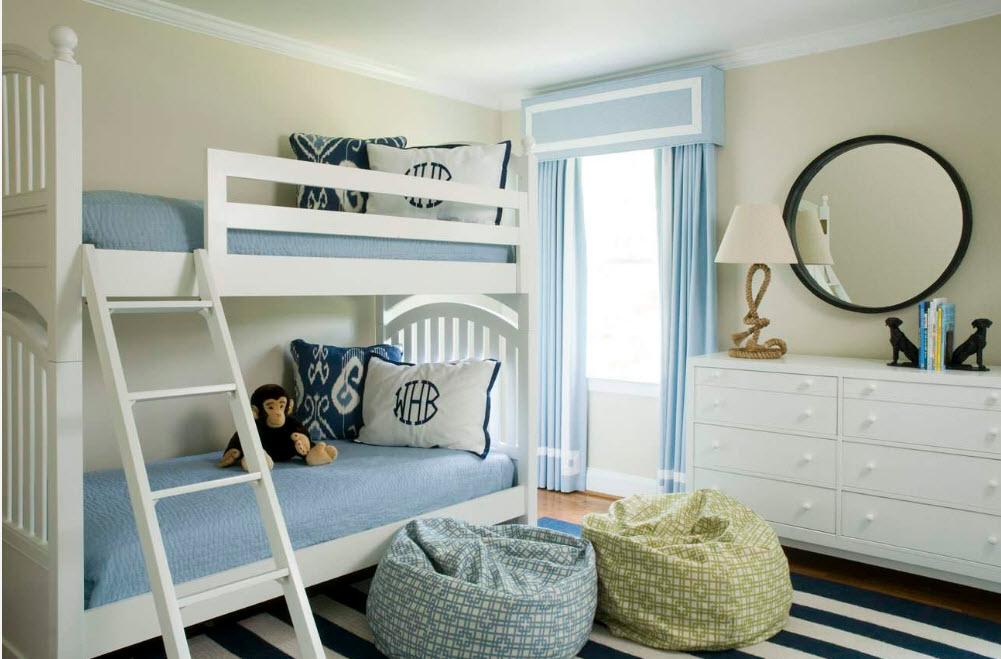Для интерьера небольшой комнаты