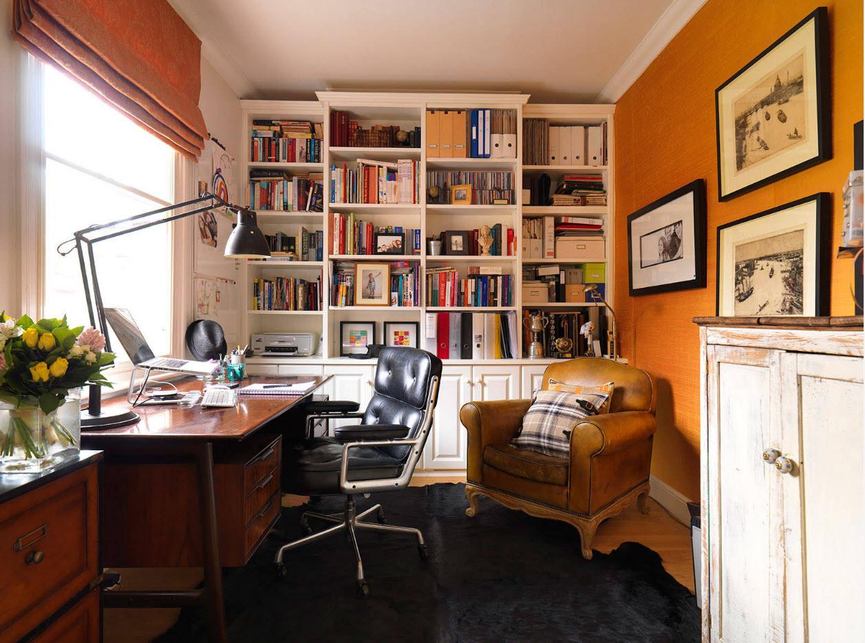 Кресло для домашнего офиса