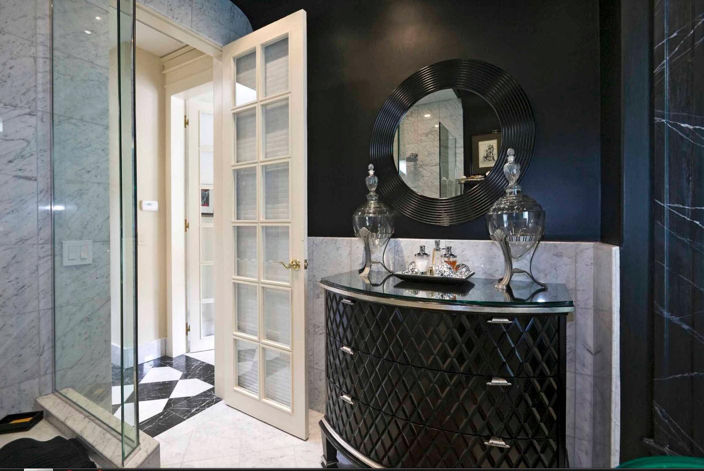 Необычные аксессуары для ванной