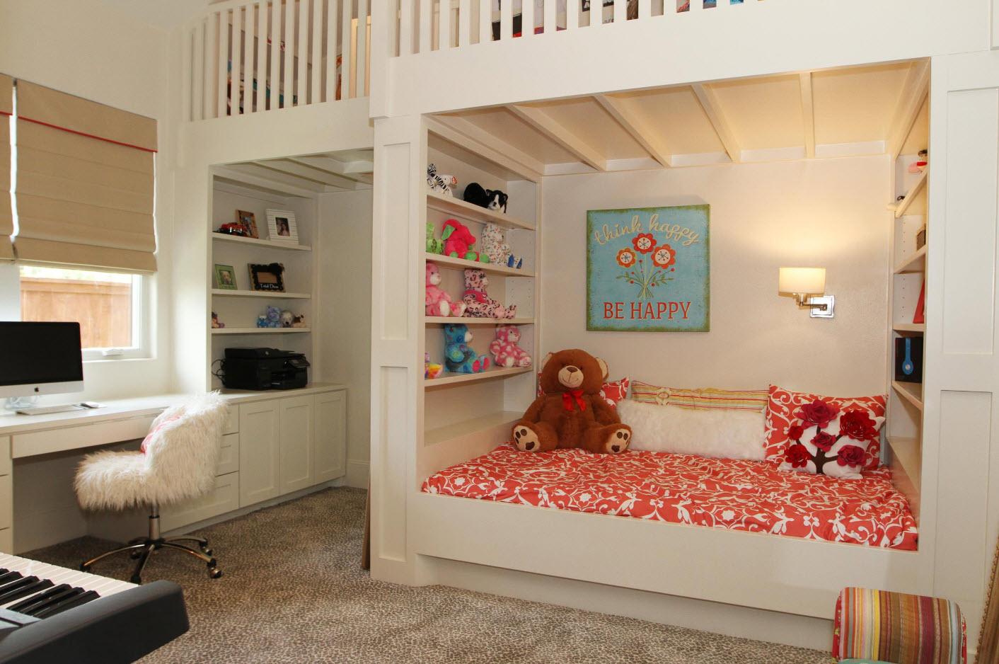 Кресло для девичьей спальни