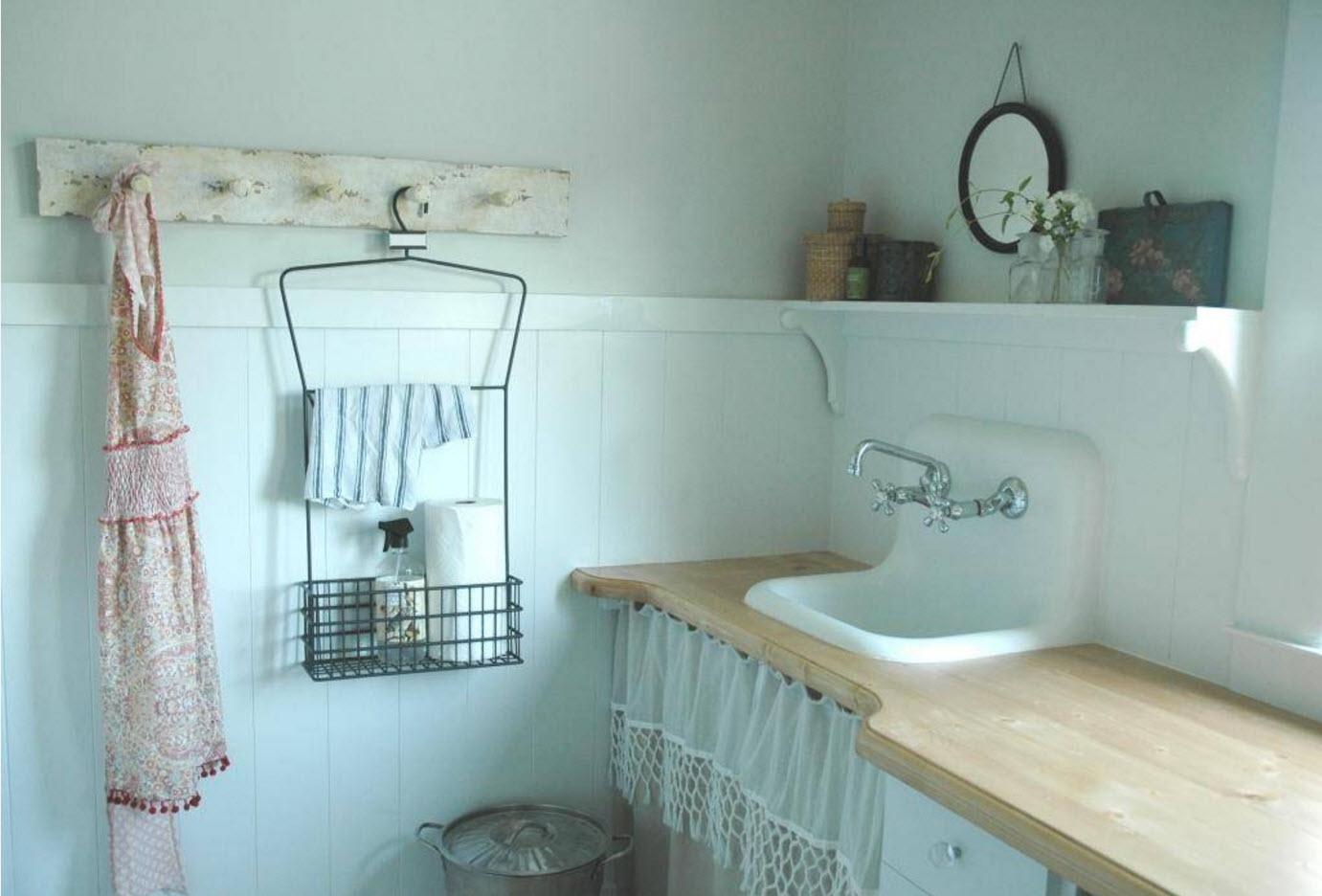 Акцент на нетривиальные элементы для ванной