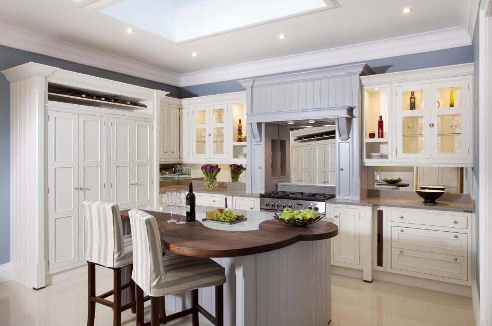 В гармонии с кухонной мебелью
