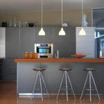 Кухня в серых тонах – актуальный и практичный дизайн