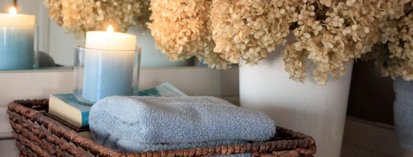 Аксессуары для современной ванной комнаты