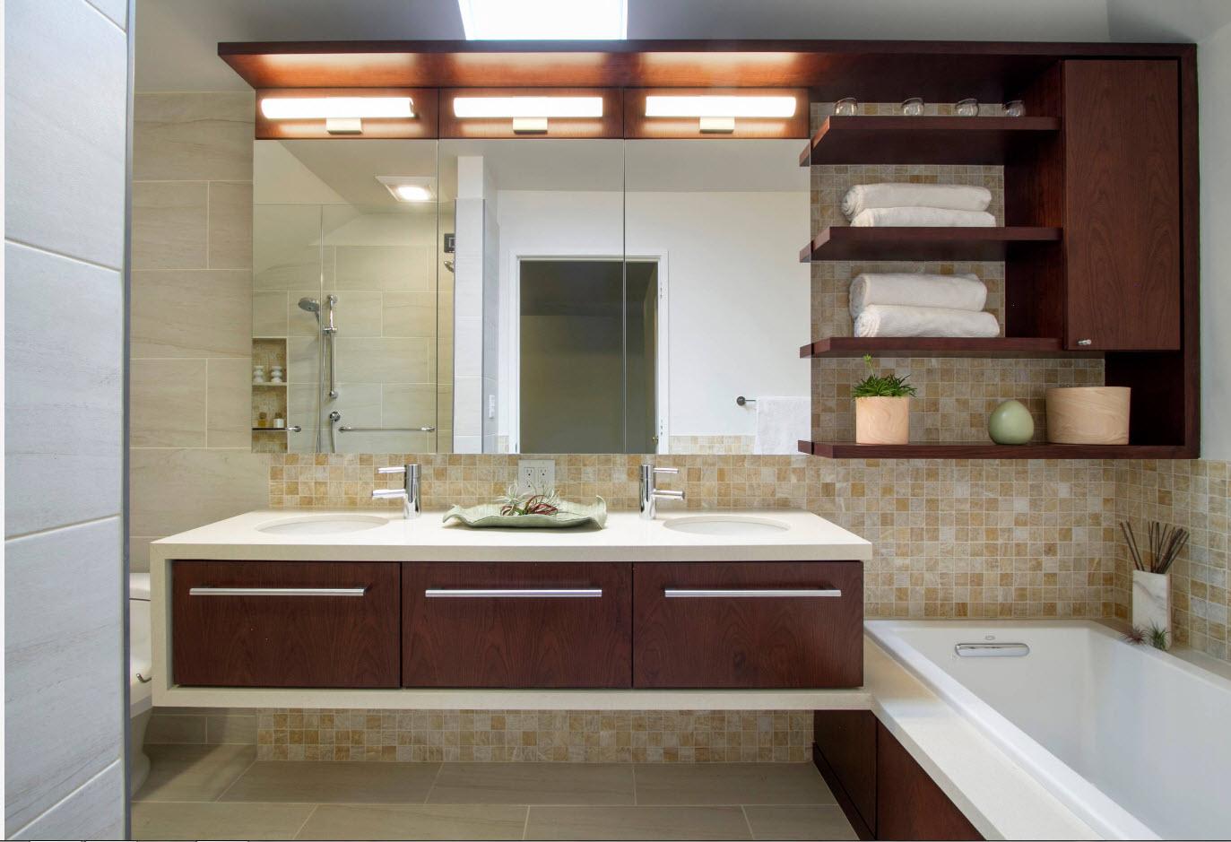 Природная палитра для ванной