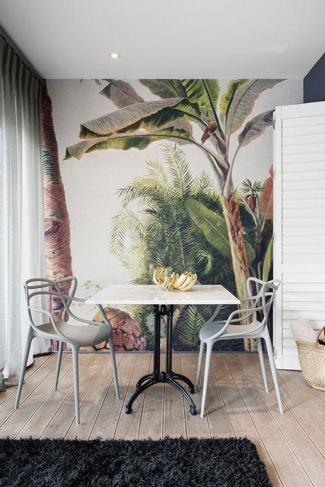 Тропики в столовой