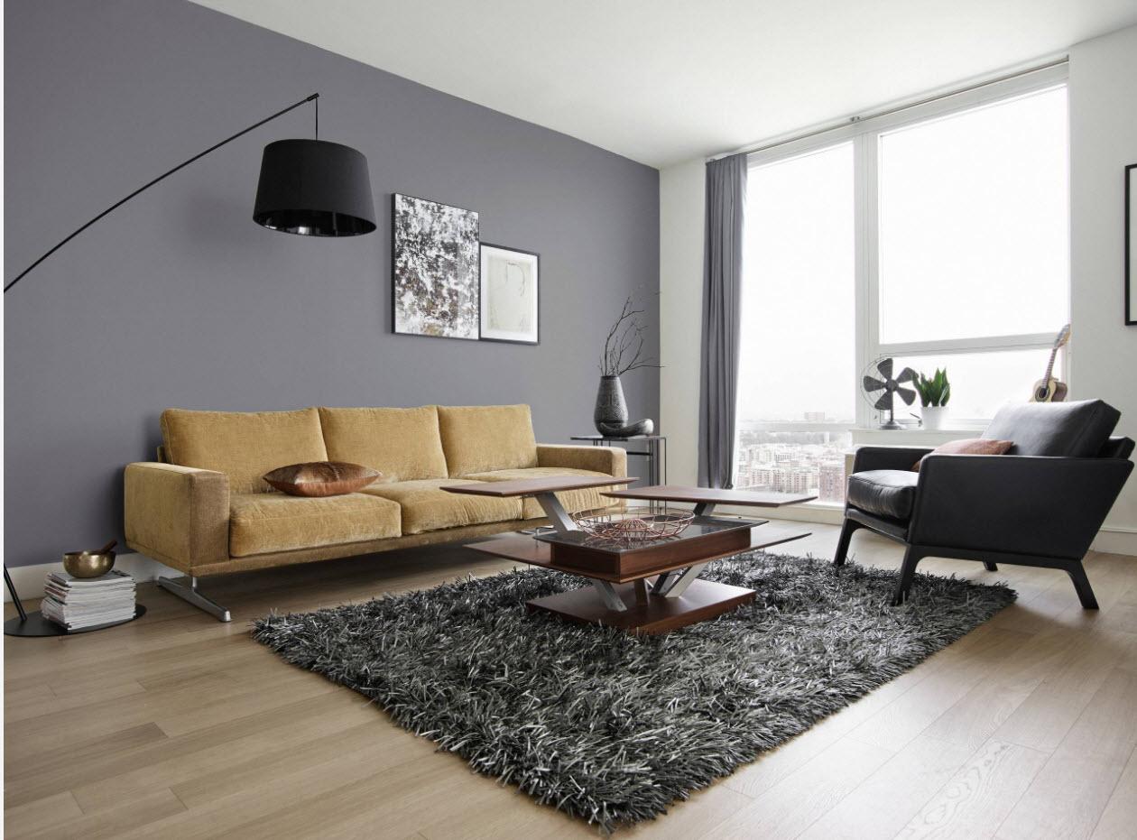 Роскошный серый цвет
