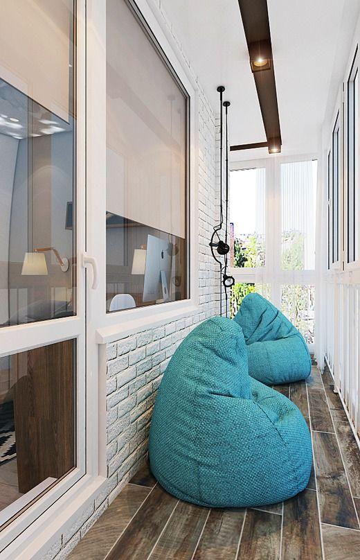 Кресла-мешки для балкона