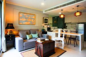 Современный стиль для оформления однокомнатной квартиры