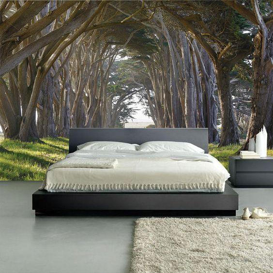 Пейзаж для спальни
