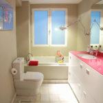 Маленькая ванная комната: 100 идей оптимизации пространства