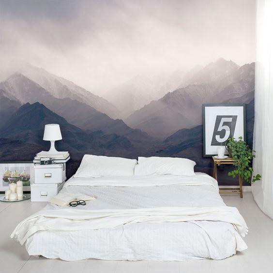 Для современной спальни