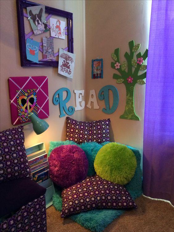 Уголок для чтения
