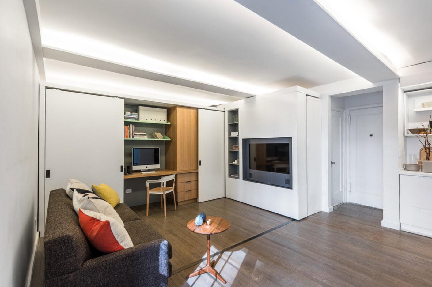 Мебель-трансформер для современного жилища