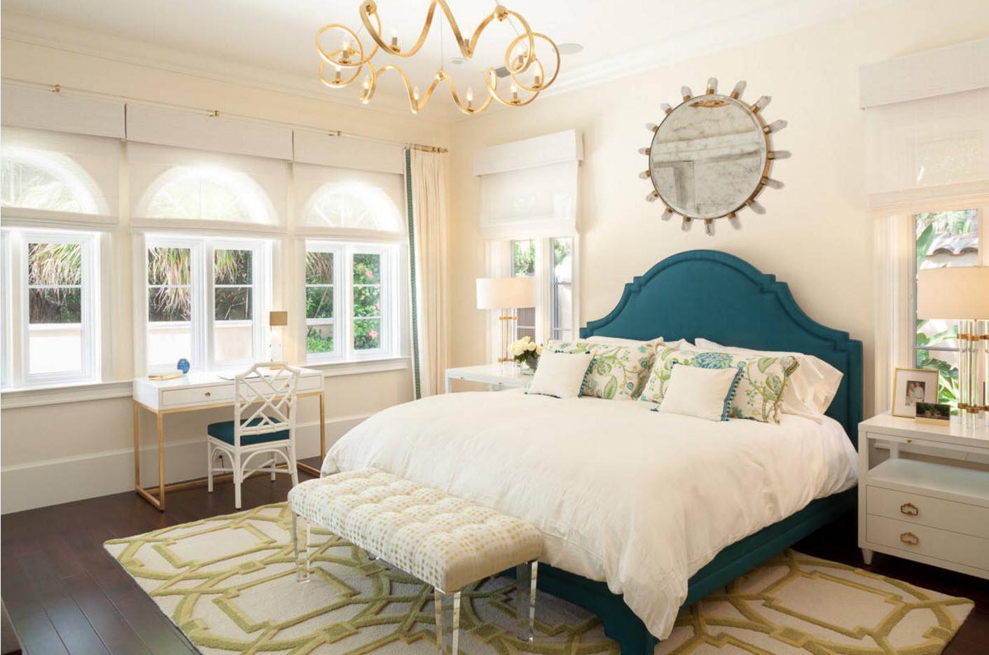 Нео-классика в спальне