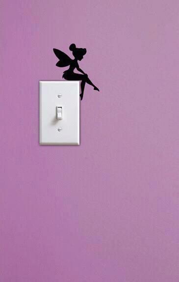 Декор в девичьей комнате