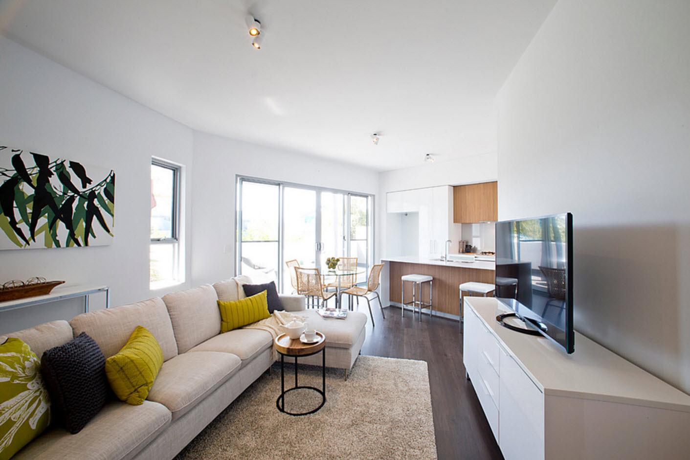 Дизайн больших квартир 2018 фото новинки