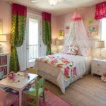 Детская комната для девочки: 100 современных идей дизайна