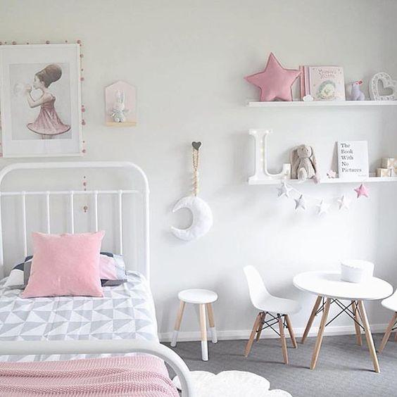 Белоснежно-розовая гамма