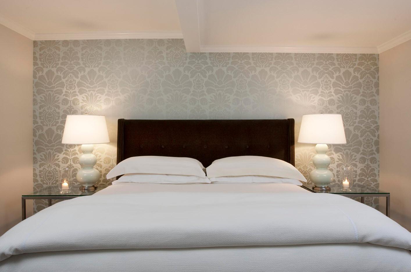 Дизайн для маленькой спальни