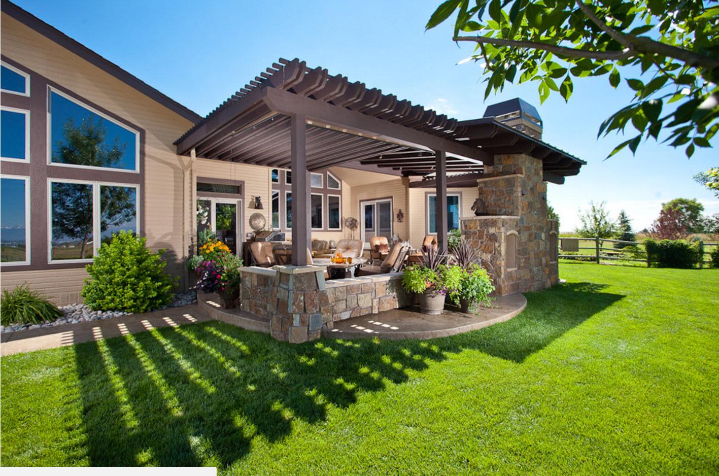 Как сделать красивую фото дома