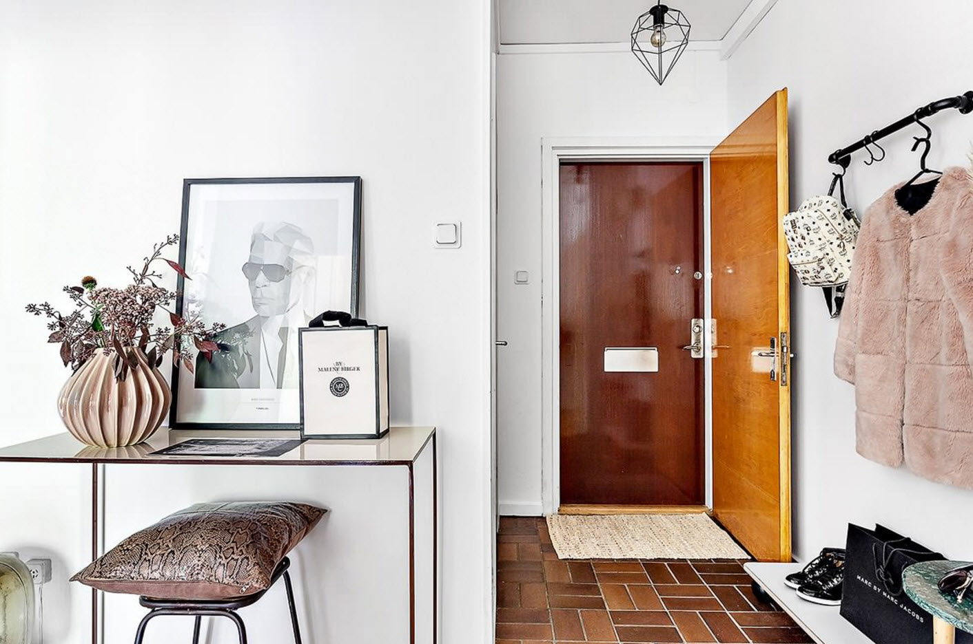 Вариант для малогабаритной квартиры