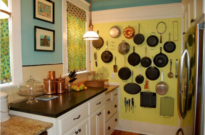 Идея для стен кухни своими руками