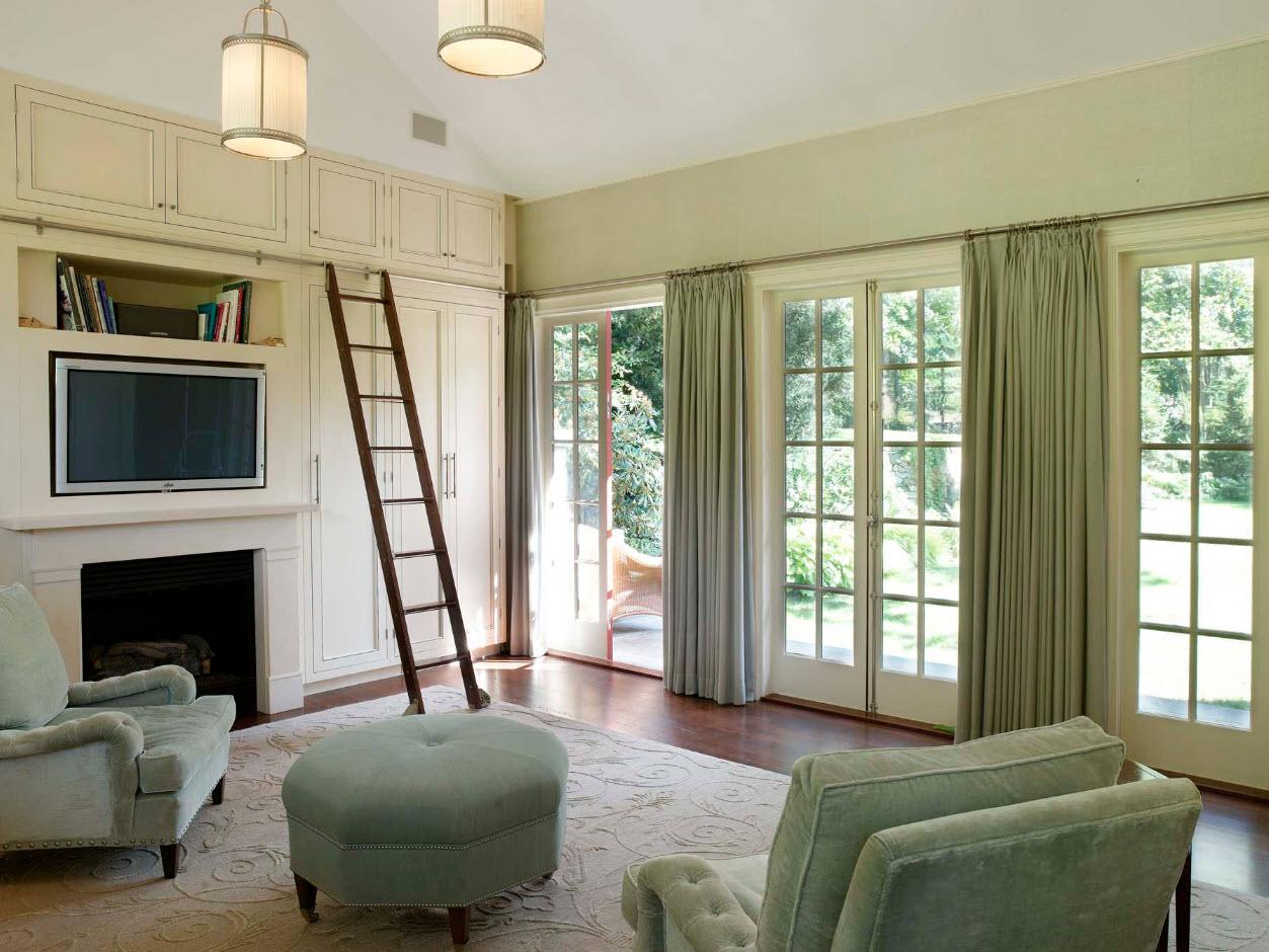 Обивка мебели и шторы