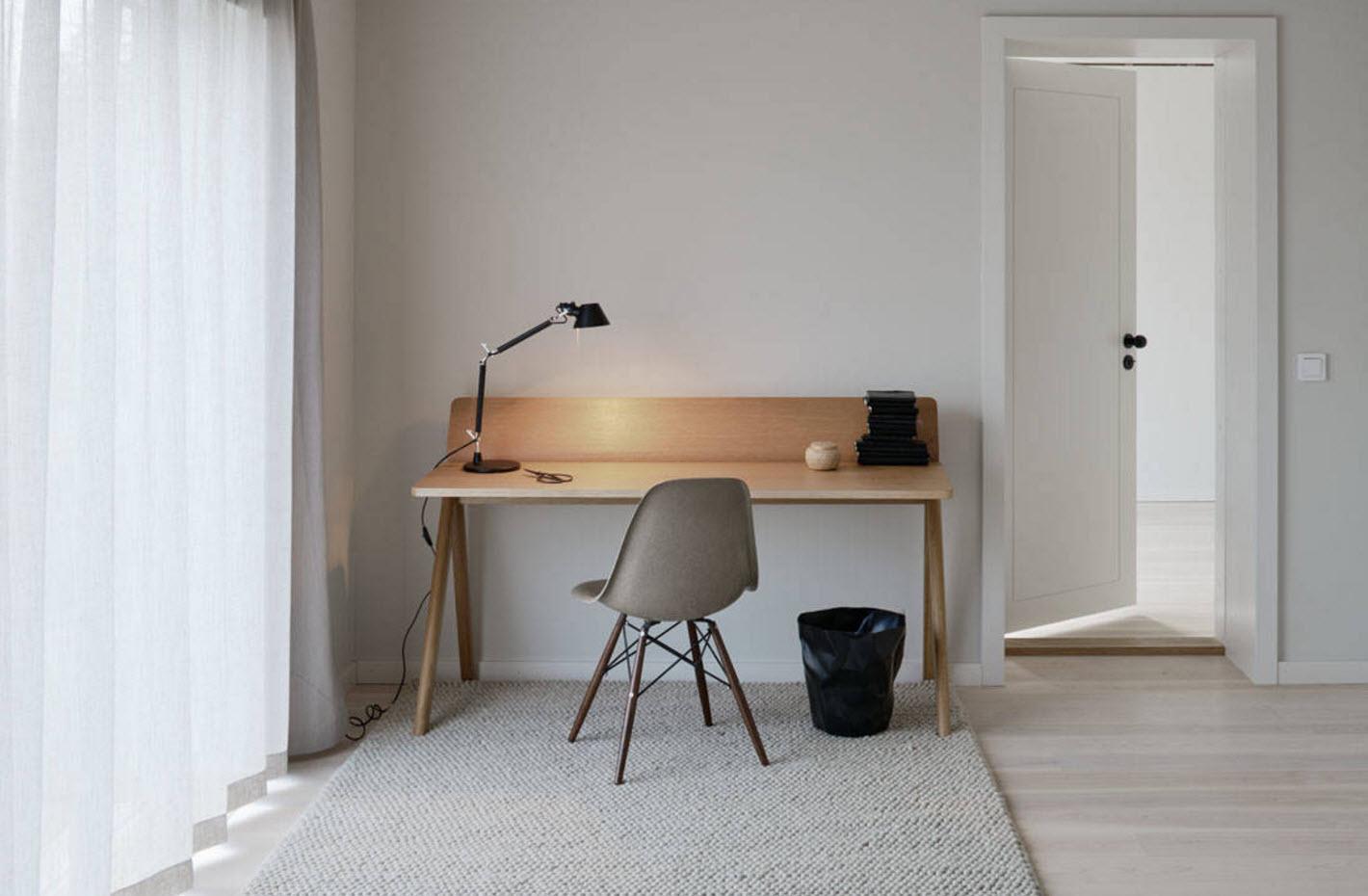 Комфортный <strong>кабинета</strong> минимализм