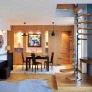 Интерьер современного частного дома