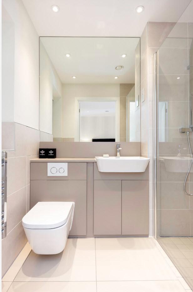 Зеркала для увеличения объема помещения