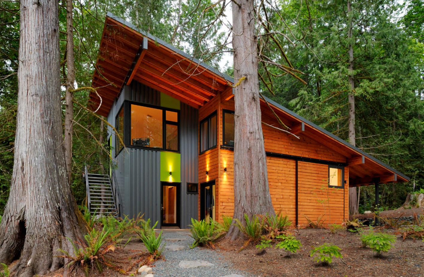 Выбор модели крыши для частного дома