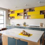 Кухня с площадью 12 кв. м – дизайн 2017 года