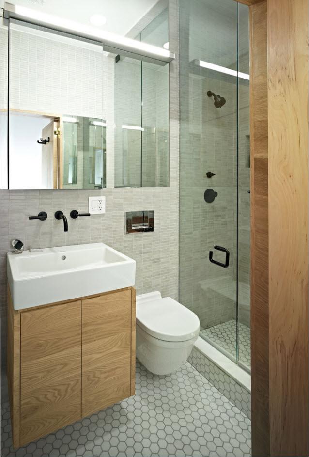 Темные аксессуары для ванной