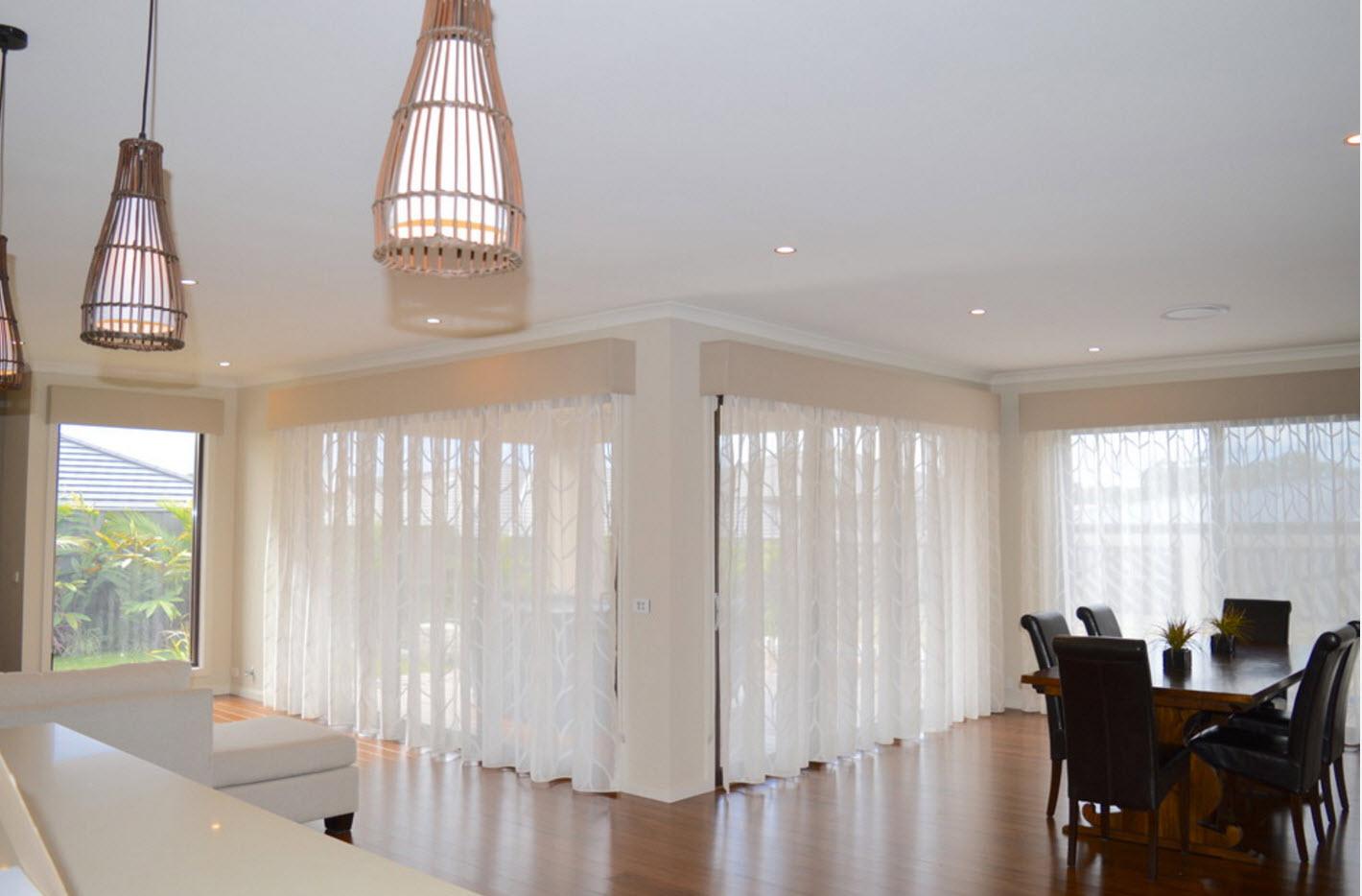 Светлый образ зала