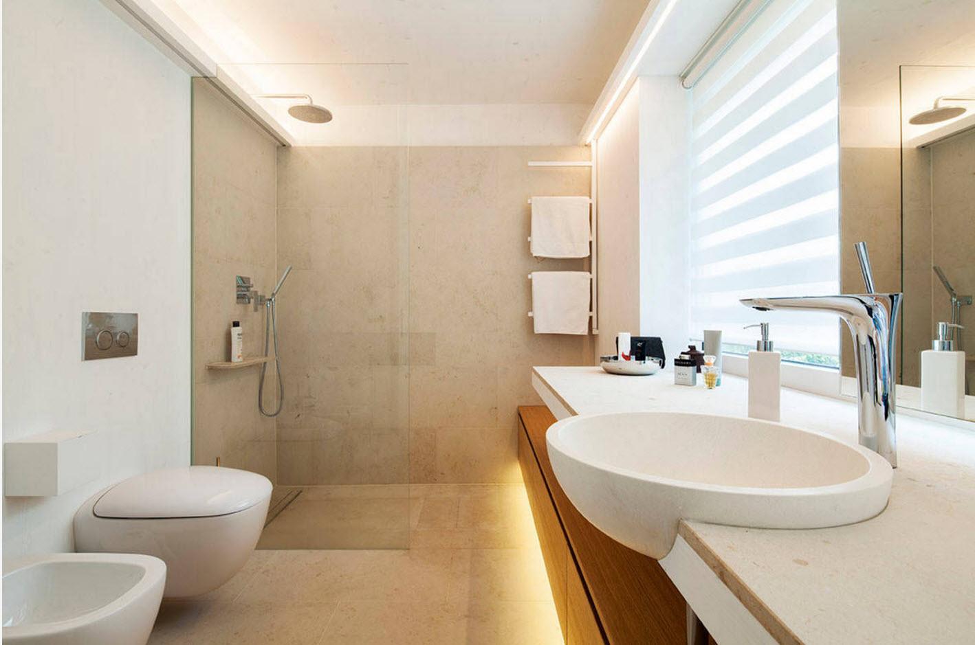 Ванная, совмещенная с туалетом
