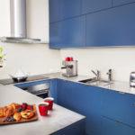 Кухня площадью 6 кв. м – практичный и стильный дизайн