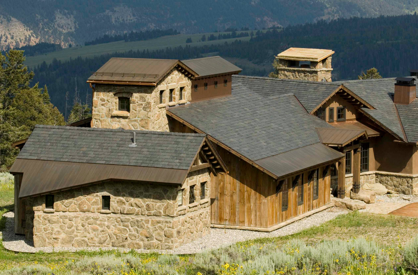 Масштабное строение