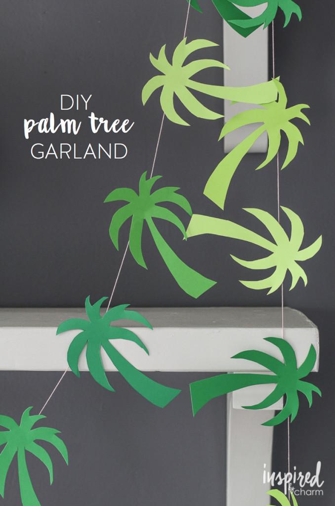 Бумажные пальмы