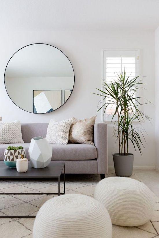 Светлый интерьер общей комнаты