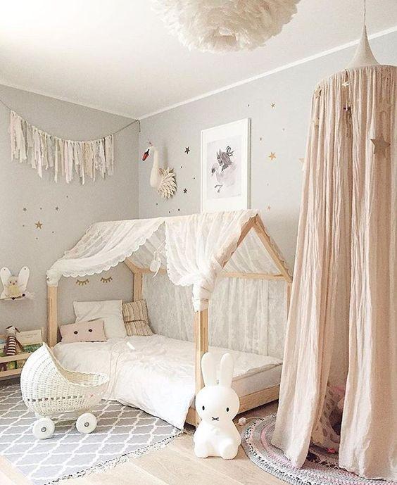 Светлый текстиль для уюта
