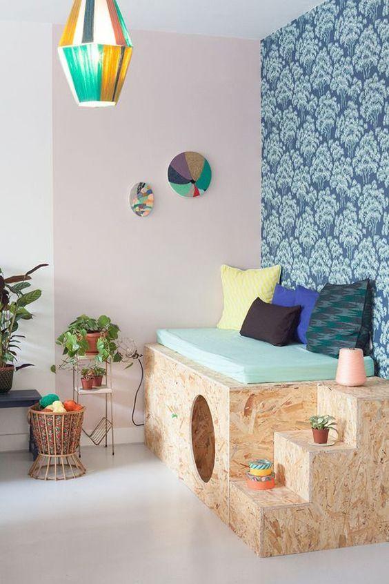 Оригинальное спальное место