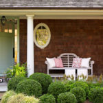100 идей оформления крыльца загородного дома