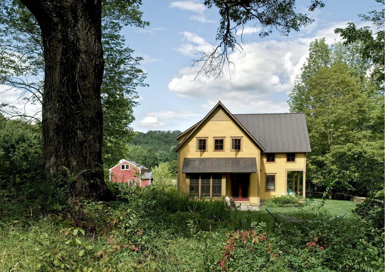Загородное домовладение