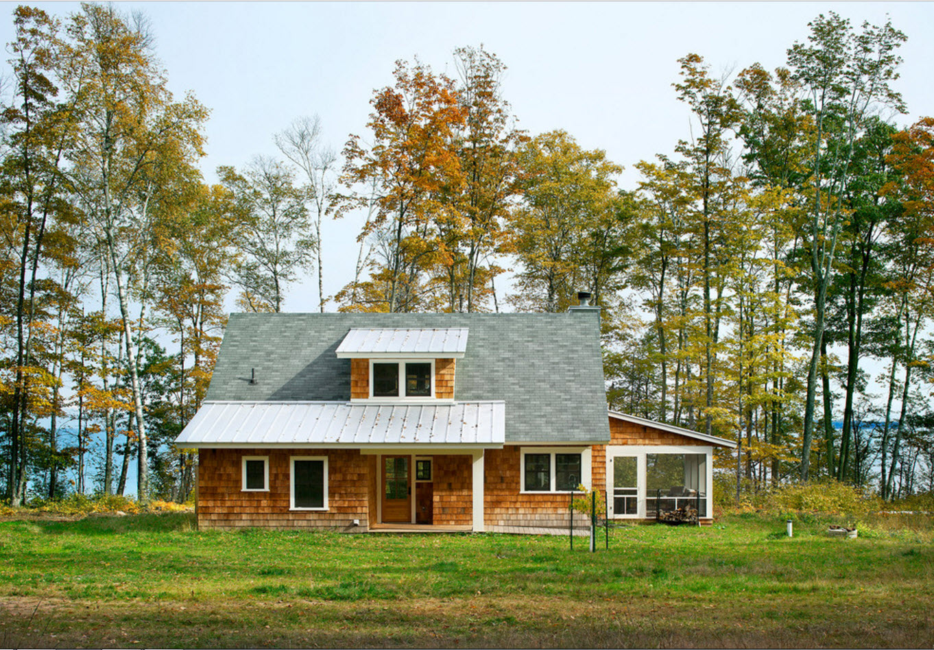 Крыша для загородного дома