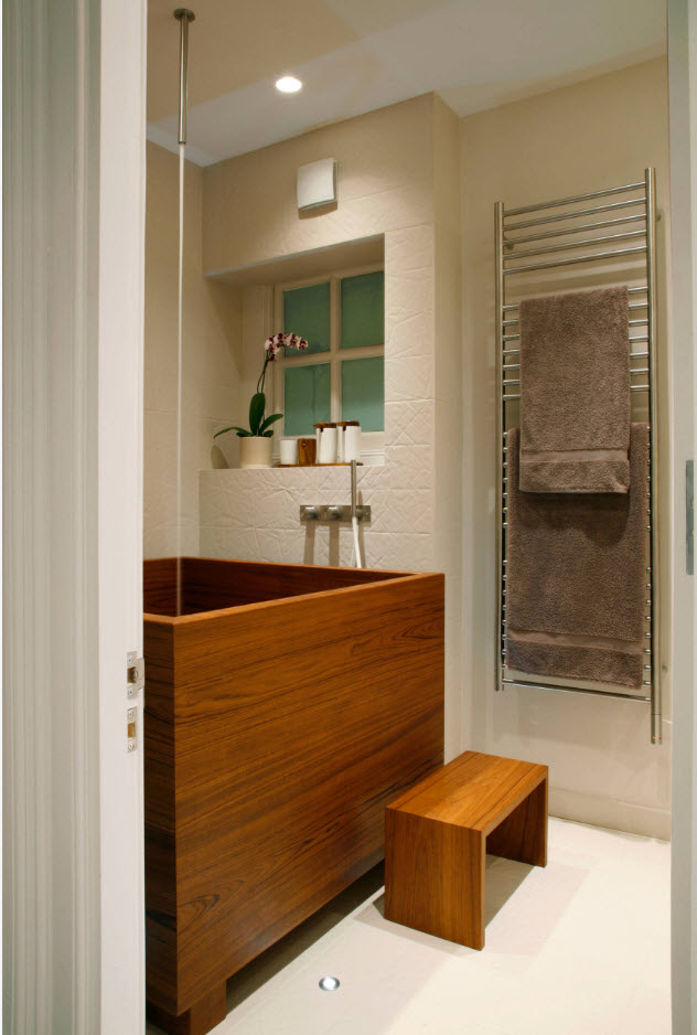 Самобытность для дизайна ванной