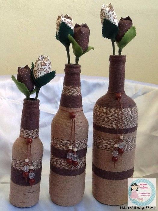 Плетение и декор