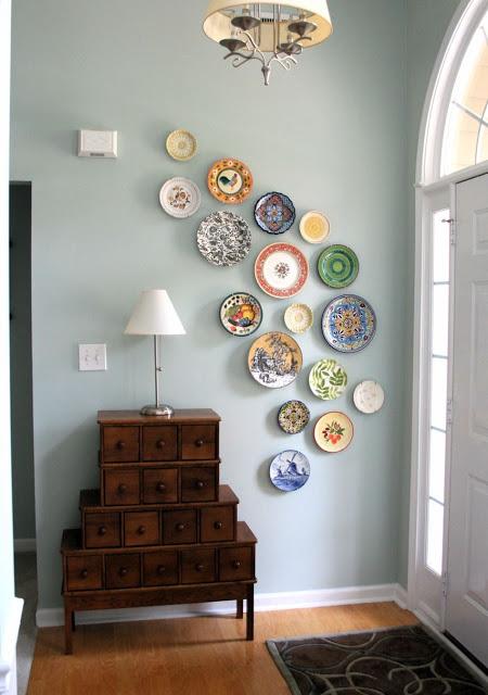Тарелки для настенного декора
