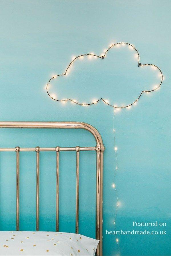 Светящееся облако