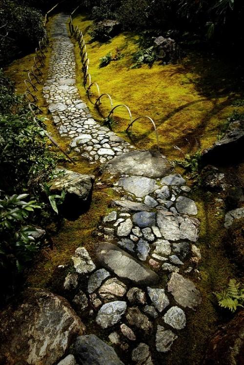 Каменная тропка